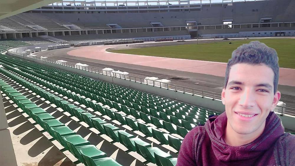 Le Grand Stade d'Agadir pourrait accueilllir des matches de la Couupe du monde si le Maroc s'en voyait confier l'organisation.