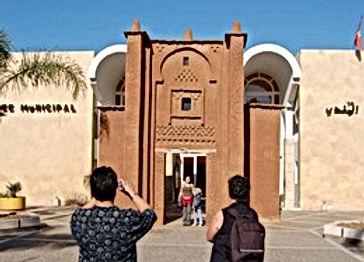 Coup de coeur pour l'oeuvre d'un artiste amazigh d'Agadir