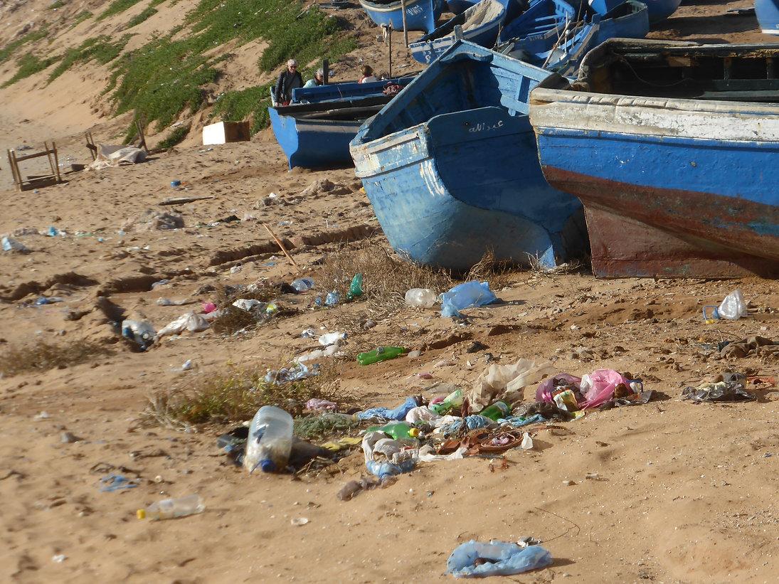 Le Maroc déclare de manière spectaculaire la guerre aux sacs en plastique