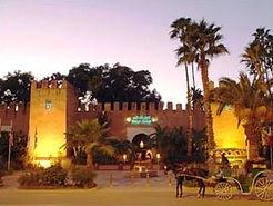 Ici l'hôtel Palais Salam