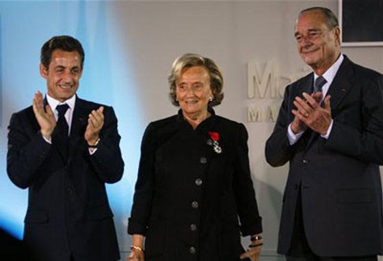 Bernadette Chirac et Farah Diba, personnalités du Souss