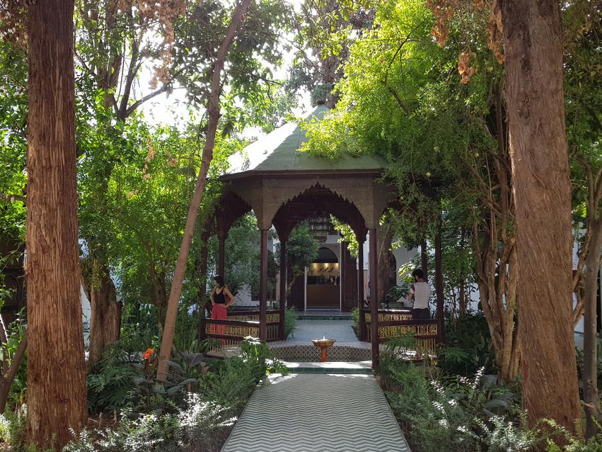 Jardin arabo-andalou