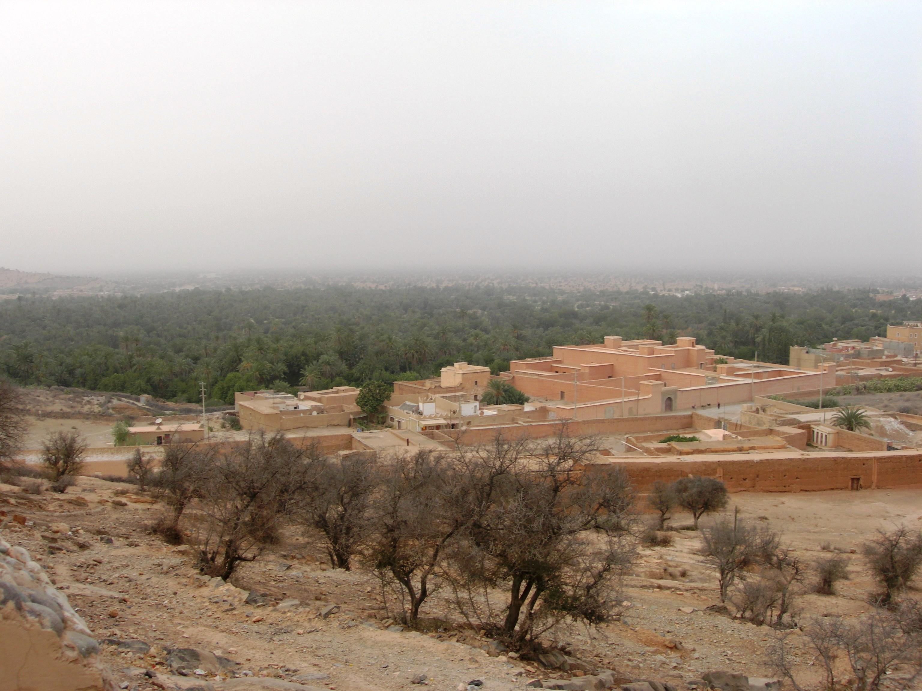 Village berbère de Tiout