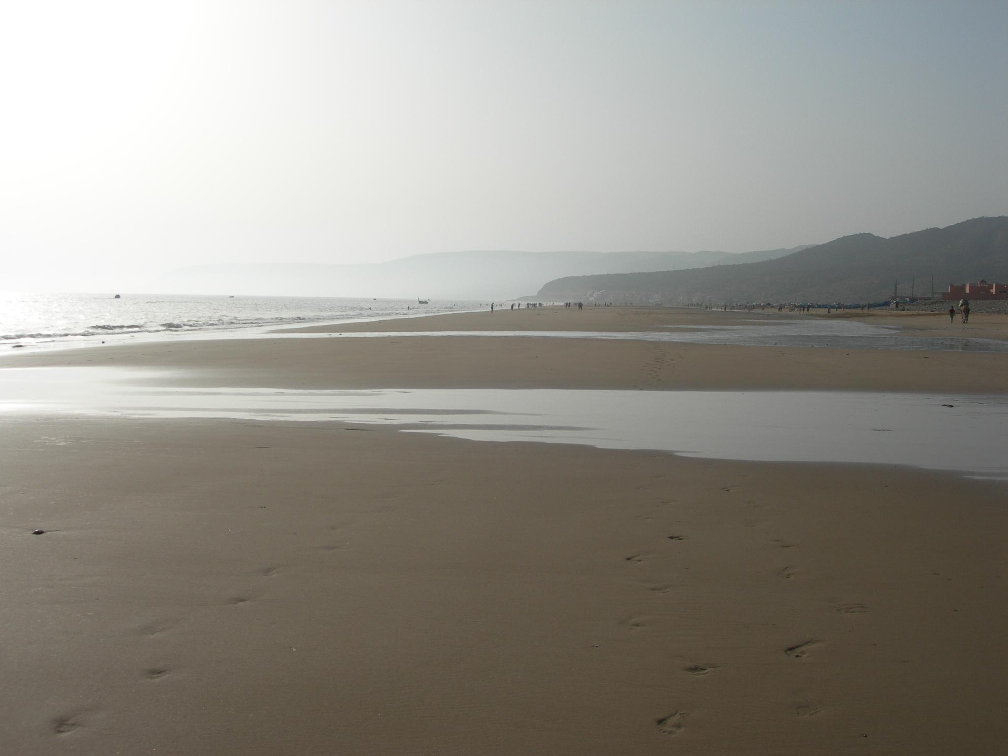 Paradis Plage (vue côté nord)