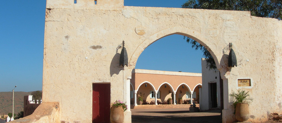 Le riad Les 3 chameaux : une bonne adresse à Mirleft