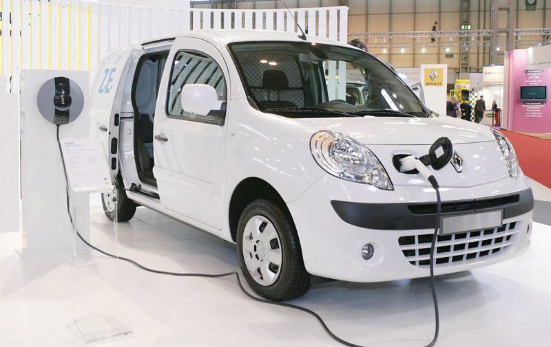 La Kangoo de Renault est proposée à la location au Maroc.