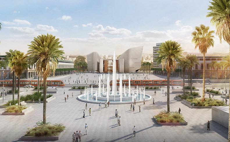 Casablanca : le Grand Théâtre qui va s'ouvrir confirme la modernité et l'ouverture du Maroc