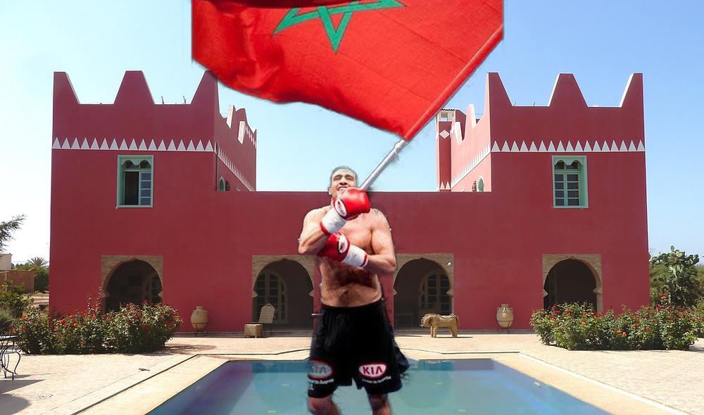 Badr Hari; Le Jardin aux Etoiles; Ouled Teima, Houara, Sidi Boumoussa, Ouled Alioua