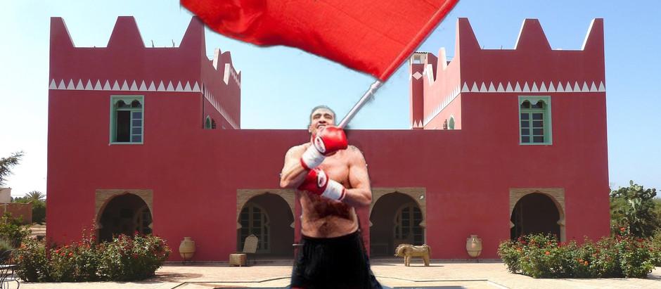 Badr Hari, de Houara (Ouled Teima), au sommet mondial du kick-boxing