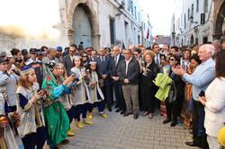 Ouverture du Festival Gnaoua