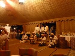 Chanteurs et danseurs gnaoua