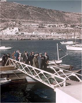 Le jour où Winston Churchill,  Aristote Onassis et  la Callas ont débarqué à Agadir...