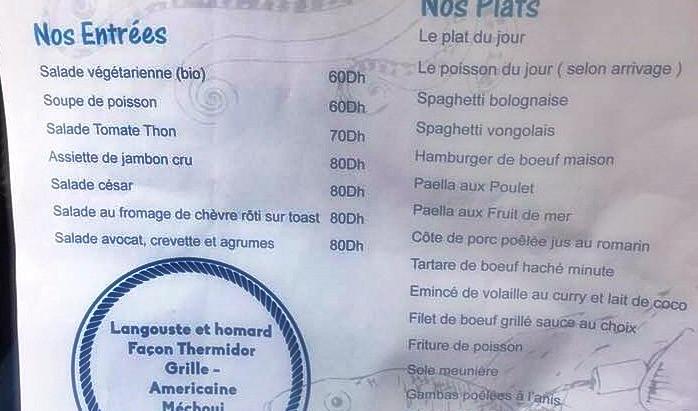 Agadir : Le Bistrot by Marina succède au Legend et Najid Boutti à Frank Milôme
