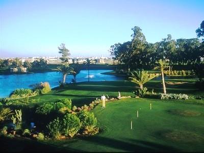 Les 4 golfs d'Agadir + 1