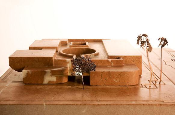 Voici comment se présentera le musée Yves Saint Laurent en construction à Marrakech