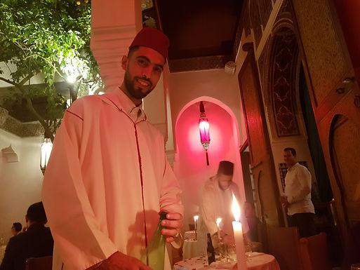 Medina de Marrakech : magiques repas à Dar Zellij, au Foundouk et chez Un déjeuner à...