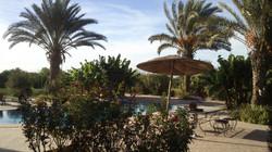 Enjoy our pool !
