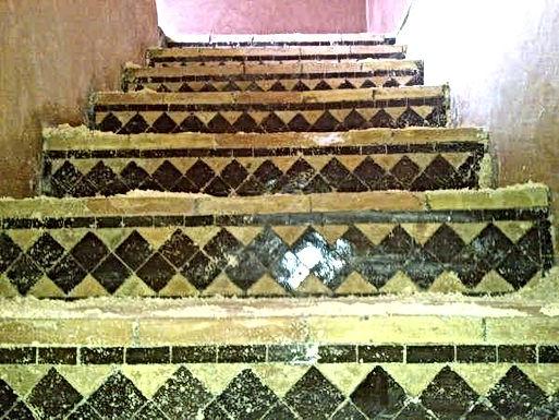 Des escaliers esthétiques et bien visibles