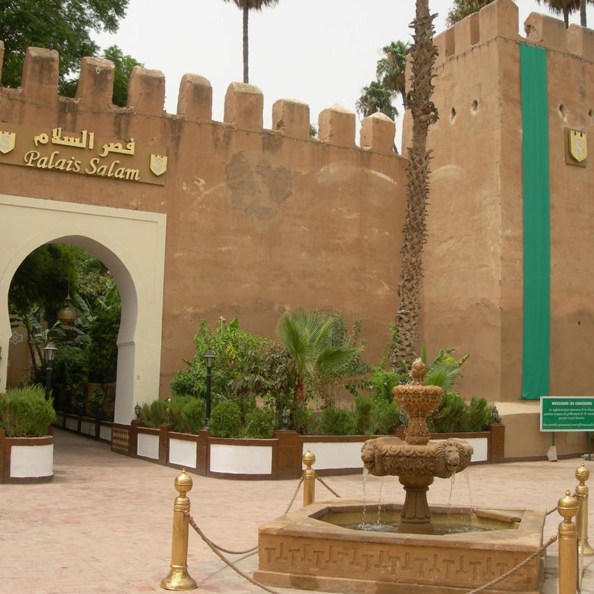 Le Palais Salam de Taroudant