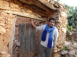 Village abandonné de l'Anti-Atlas