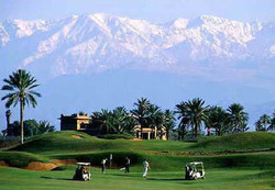 Golfs de Marrakech