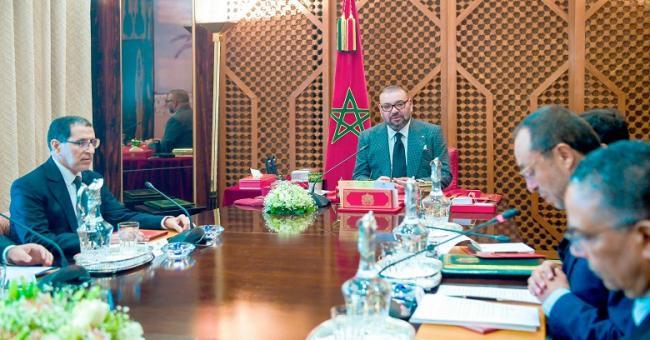 Stress de l'eau qui manque : Mohammed VI lance un programme à 115 milliards de dirhams