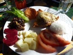 Cuisine simple et traditionnelle