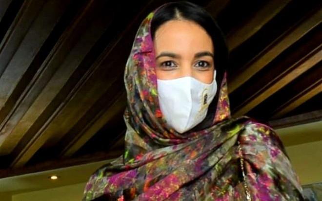 La femme de l'année au Maroc: Mbarka Bouaida, présidente de la Région Guelmim Oued-Noun