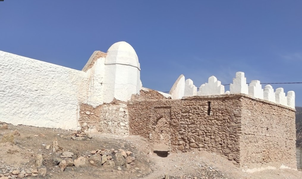 Mosquée Ougred