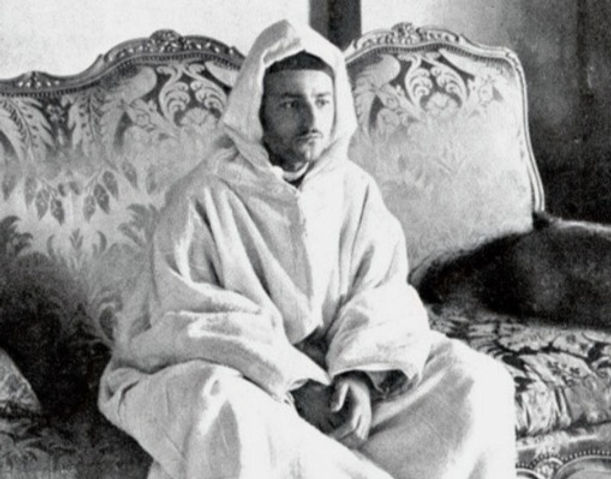 Quand le tout jeune sultan de 18 ans, futur Mohammed V, était acclamé à Agadir