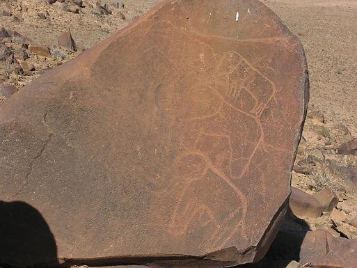 Gravures rupestres pré-historiques : un très précieux trésor du Maroc du Sud qui est en danger