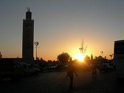 La Mosquée Koutoubia de Marrakech, une des merveilles du Maroc