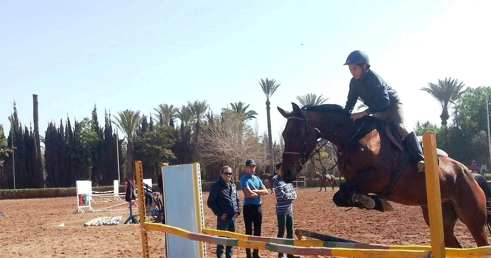 Club de l'Etrier d'Agadir