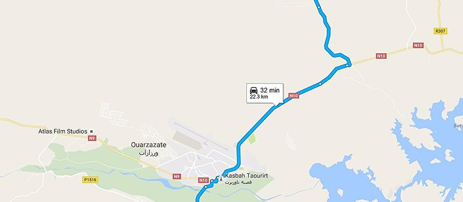 Centrale solaire Noor de Ouarzazate : circuit avec visite guidée souhaité !