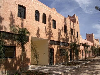 Le tourisme démarre à Ouled Teima : Jardins du Saada assez clos...