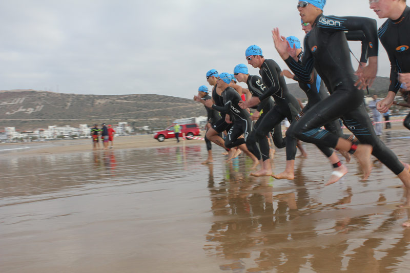 Triathlon d'Agadir