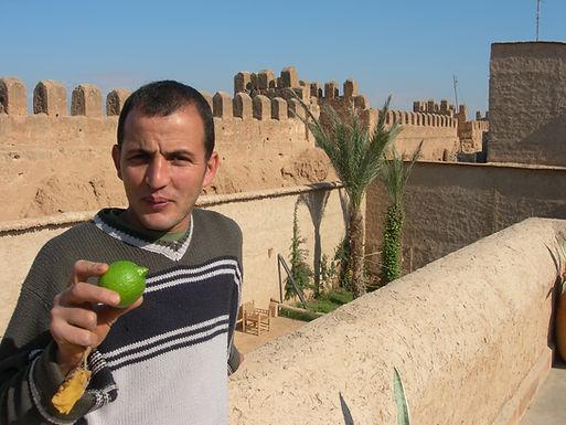 Taroudant petit salamalekum à Hakim