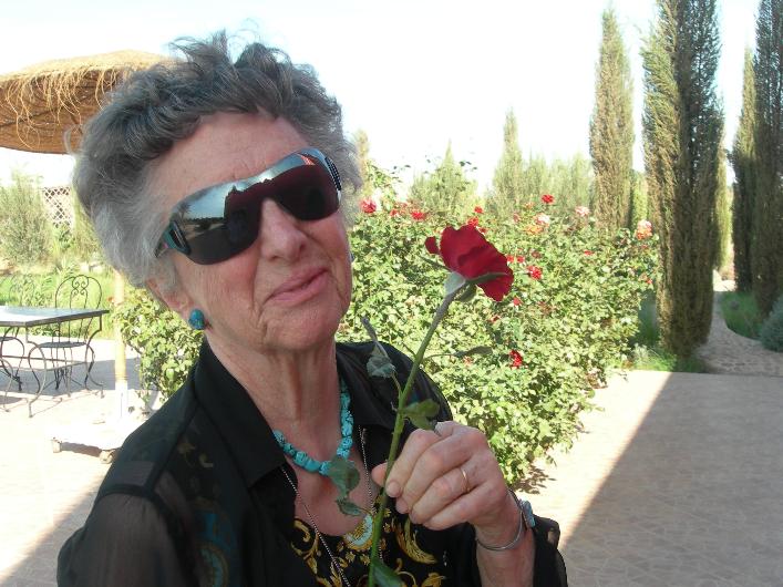 Madame Sue de Montreux (Suisse)
