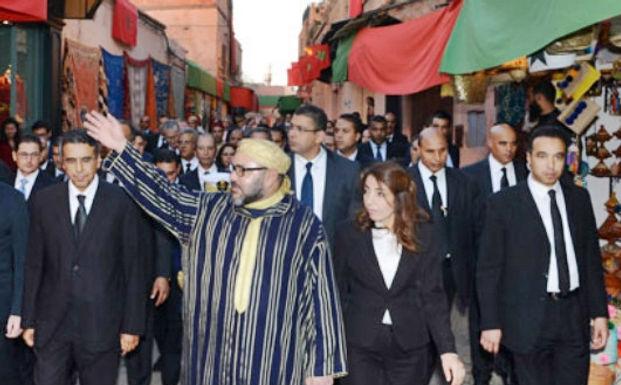 Marrakech : cure de jouvence pour la médina et la medersa Ben Youssef