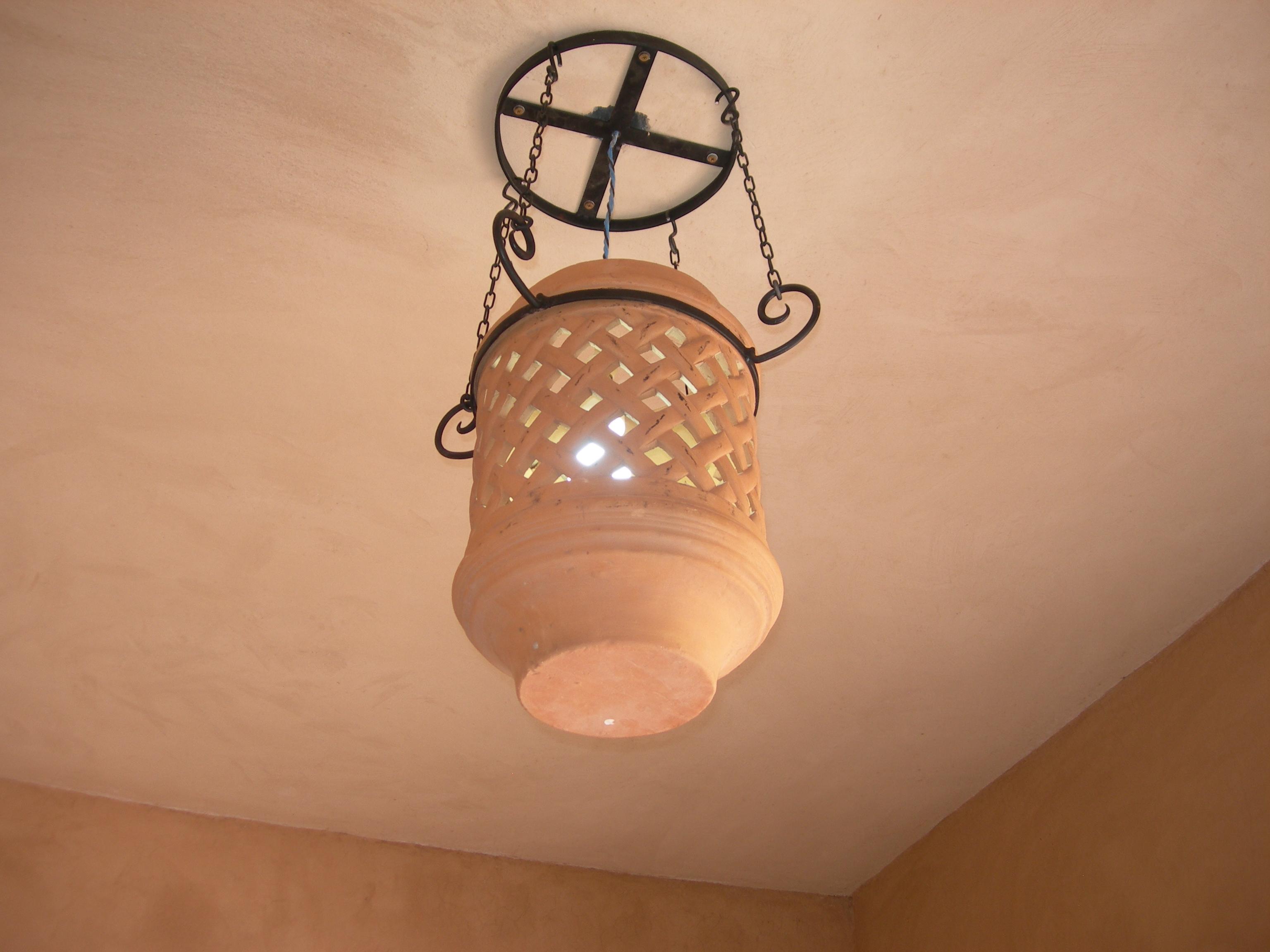 Lanterne de la galerie Souss