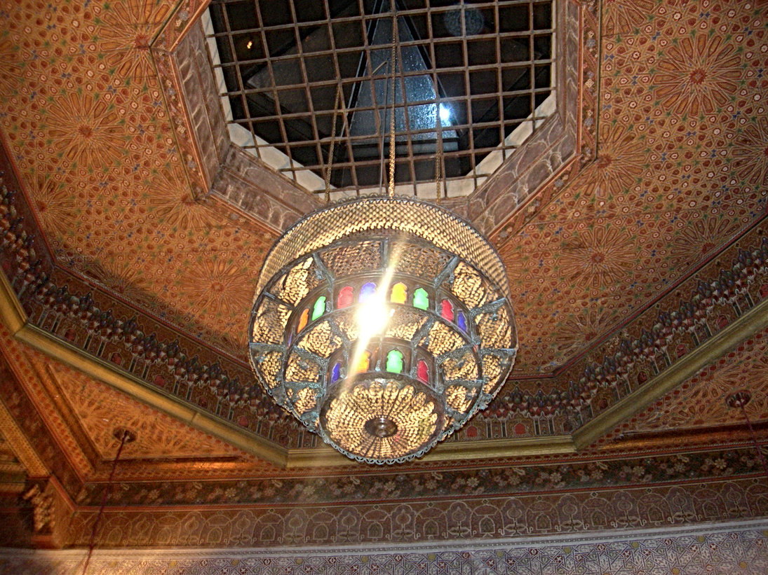 Riad Malika à Marrakech : artisanat au sommet