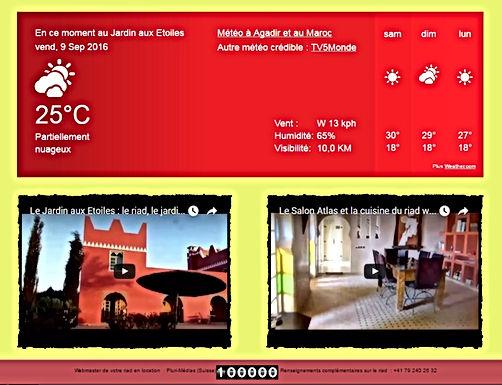 Le site www.lejardinauxetoiles.net fête ses 100'000 premières visites