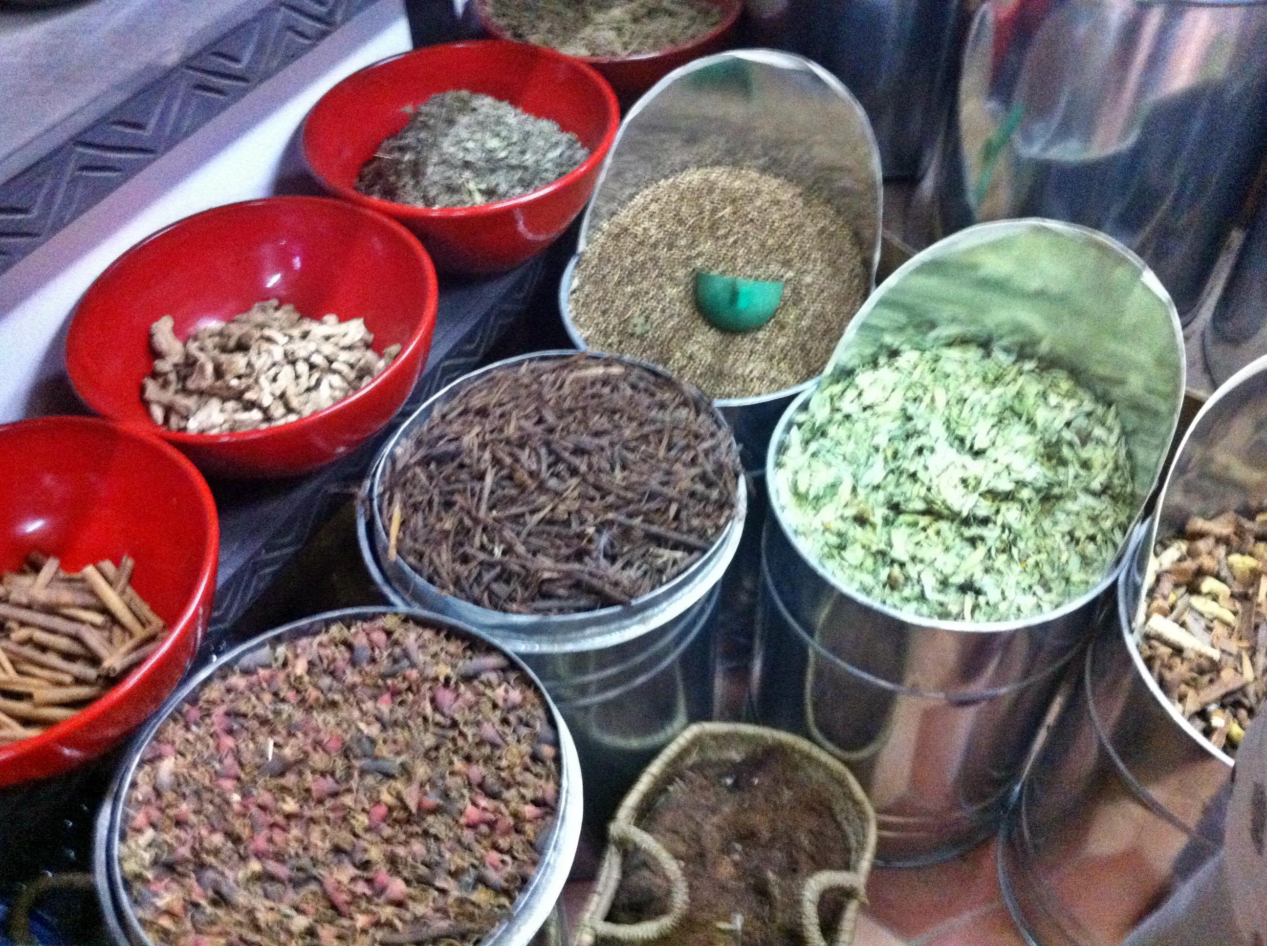 Epices et plantes médicinales