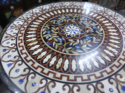 Table en marbre