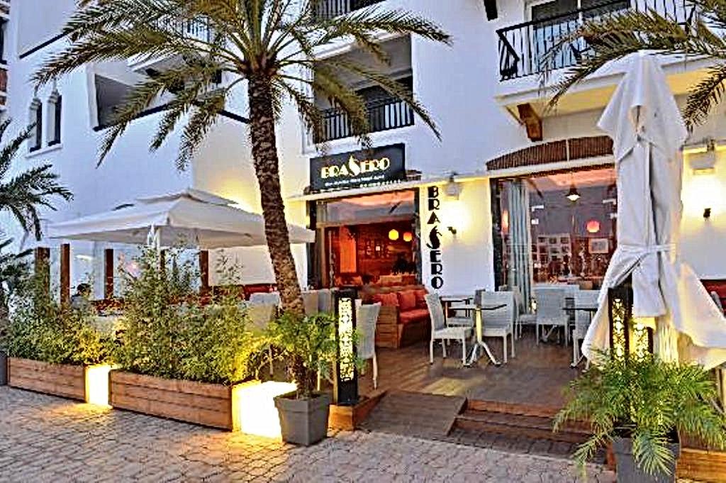 Un tout nouveau restaurant à la Marina d'Agadir : le Legend de Franck Milôme