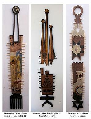 L'Amazigh Khalid Assallami expose ses oeuvres à Grenade et au Jardin aux Etoiles