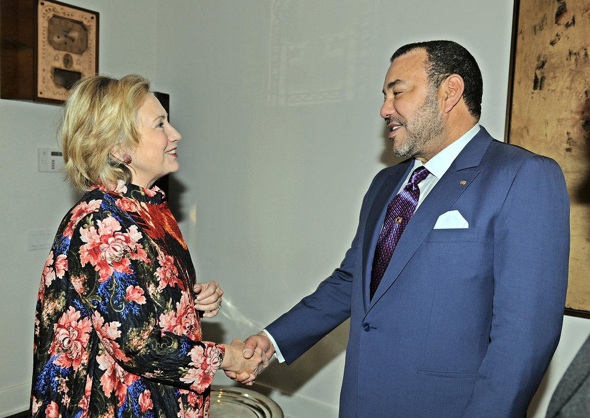 Hillary Clinton élue à la présidence des Etats-Unis serait une grande chance pour le Maroc