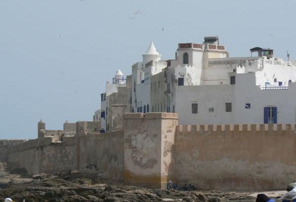 La Médina d'Essaouira bénéficie d'une superbe restauration en cours