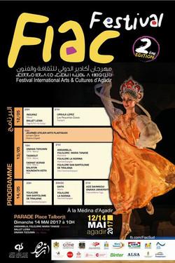 Festival arts & culture, Agadir