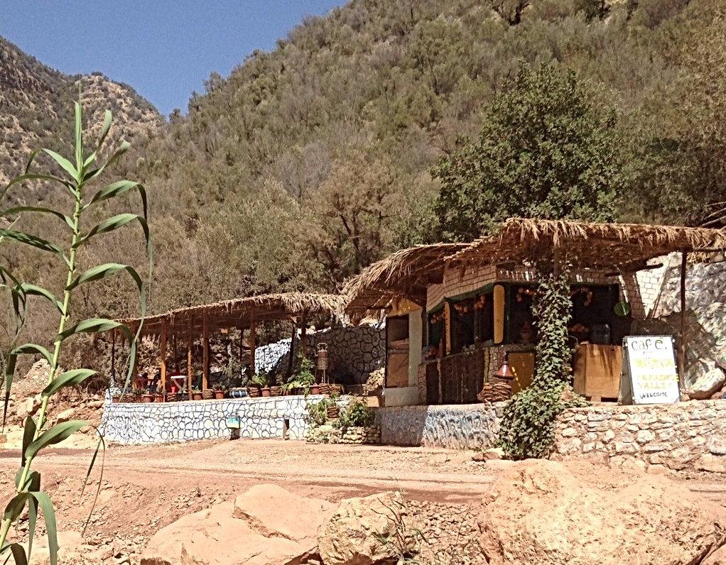 Le Tropical, bijou de restaurant authentique sur le chemin de la Vallée du Paradis